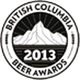 British Columbia Awards 2013